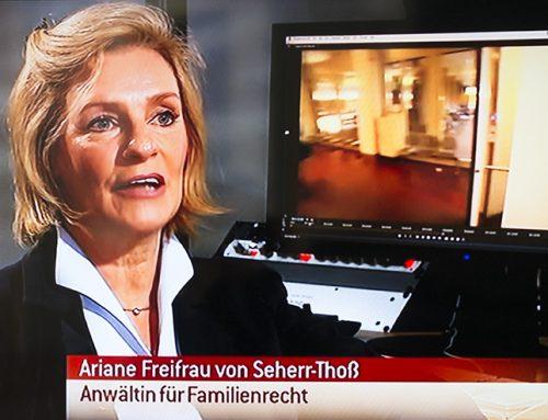 Jurapartner-Expertin im ARD Morgenmagazin
